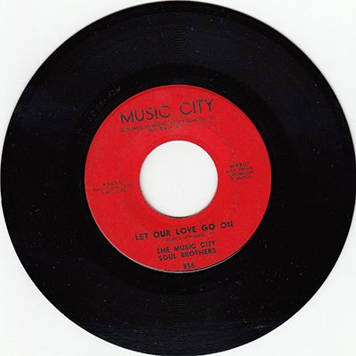 Music City 856 record